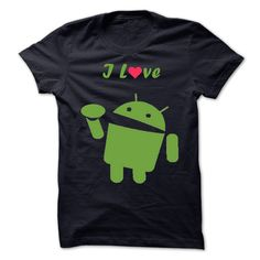 #batman #comic #engineering #flash #geek-tech #math #nerdy #physics #science #superman #woman #wonder... Nice T-shirts (Best TShirts) I love Android from WeedTshirts  Design Description: For Android Fan, Now we make good friend now! I Love Android T-Shirts  If you don't completely love this Tshirt, you'll SEARCH your favorite one by the use of using search bar on the...