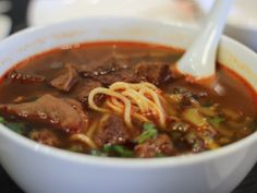 Simplicity is Key at Sing's Hand-Pulled Noodles in Chinatown | Serious Eats: Chicago