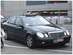 Brussels Taxi