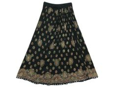 Black Skirt with Beaded Belly Dance Lehenga Floral Sequin Work Skirts Mogul Interior,http://www.amazon.com/dp/B00ESZAH5G/ref=cm_sw_r_pi_dp_kmtisb0AFN8C66J1