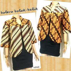 Fahmi batik solo Fahmi batik solo BOLERO BOLAK BALIK BATI Rp. 100.000  BOLERA SIZE FIT ab03ae7045