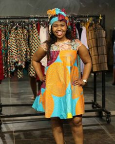 Awesome latest african fashion look . African Fashion Designers, African Fashion Ankara, African Print Dresses, African Print Fashion, Africa Fashion, African Dress, African Prints, African Attire, African Wear