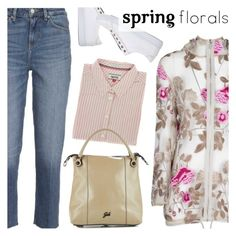 """""""Spring Style"""" by pokadoll ❤ liked on Polyvore"""
