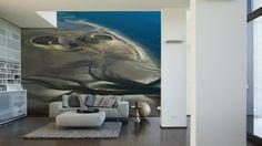 Architects Paper Fototapete Watt 470087; simuliert auf der Wand