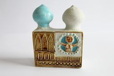 Bertil Vallien for Gustavsberg Bagdad porcelain by KajsaCeramics