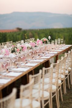 Elegant Portugal vineyard wedding | Photo by Andr� Teixeira from Branco Prata | Read more - http://www.100layercake.com/blog/?p=70468