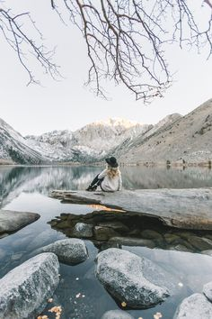 Urban Outfitters - Blog - Photo Diary: Winter Landscapes