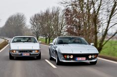 Bitter SC 3.0 1984 vs. Bitter CD 5.4 1978 | TRÄUME WAGEN Bitter Sweet Symphony, Porsche, Cars And Motorcycles, Cool Cars, Bike, 1984, Cars, Antique Cars, Automobile