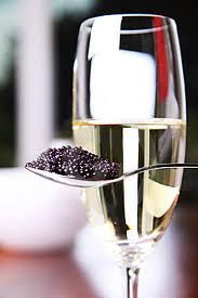 Champagne & Cavier