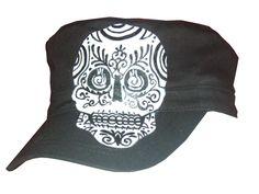 Tête de mort Méxicaine