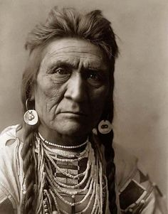 Crow Indian Warrior,1908 by Edward S. Curtis http://turnofthecentury.tumblr.com/post/152220543/crow-indian-warrior-1908-by-edward-s-curtis