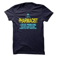I am a Pharmacist - #funny gift #personalized gift. HURRY => https://www.sunfrog.com/LifeStyle/I-am-a-Pharmacist-14330762-Guys.html?68278