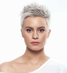 58 Hottest Shaved Side Short Pixie Haircuts Ideas For Woman In 2019 - Page 10 of 58 - Fashion . Short Pixie Haircuts, Short Hairstyles For Women, Summer Hairstyles, Hairstyle Short, Hairstyle Ideas, Black Hairstyles, Women's Shaved Hairstyles, Short Pixie Cuts, Bangs Hairstyle