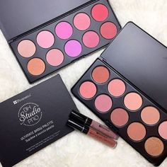 Got BH? My Beauty, Beauty Makeup, Brow Palette, The Blushed Nudes, Bh Cosmetics, Blusher, Cosmetology, Makeup Products, Makeup Addict