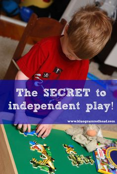 The Secret to Independent Play — bluegrass redhead Craft Activities For Kids, Crafts For Kids, Hour And A Half, Boys Playing, Upper Elementary, Classroom Management, My Boys, The Secret, Parenting