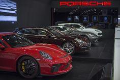911 GT2 RS i 911 GT3 RS - ekstremalnie sportowe premiery Porsche w Poznaniu    ️W dniach 5-8 kwietnia odbyła się największa wystawa motoryzacyjna w Polsce – Poznań Motor Show 2018. Z tej okazji Porsche przygotowało dla zwiedzających aż 14 sportowych samochodów.  ️️️️ Reszta informacji z ekstremalnych premier➡️ http://nowoscimotoryzacyjne.pl/samochody/porsche/216-911-gt2-rs-i-911-gt3-rs-ekstremalnie-sportowe-premiery-porsche-w-poznaniu  ⬅️