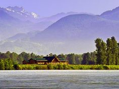 1000 images about awesome fishing lodges on pinterest for British columbia fishing lodges