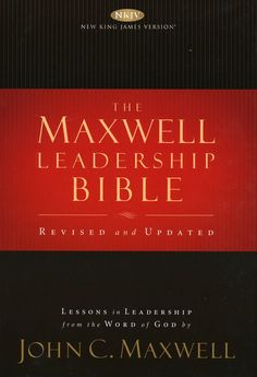 Excellent leadership bible!