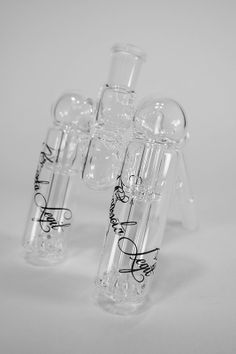 The Starship - Hand Blown Glass