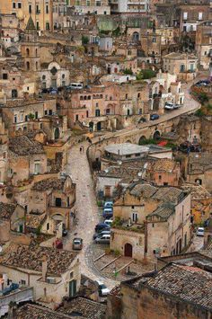 Photo: Matera İtalya ❤
