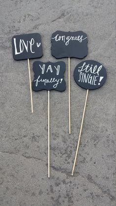 Check out this item in my Etsy shop https://www.etsy.com/listing/280074924/photo-booth-props-for-weddings-and