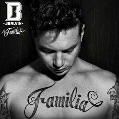 J. Balvin - La Familia (CD)