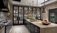 Cool 40 Functional Kitchen Design Ideas https://lovelyving.com/2017/09/04/40-functional-kitchen-design-ideas/