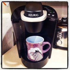 """""""One of the best things ever made!"""" says @lori_marie13 on Instagram ---- love the eeyore cup!(:"""