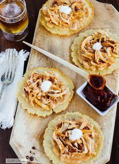 Esta semana nuestros compañeros de Directo al Paladar México se han puesto deacuerdo para tentarnos con muchas recetas dulces. Sobre todo si os g...