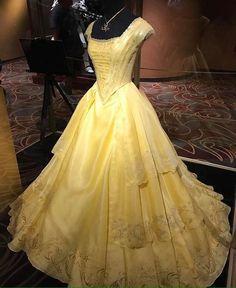 Vestido belle ,a bela e a fera.