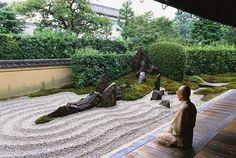 landscaping idea for building oriental garden design