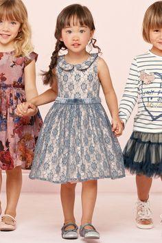 Girls Dresses Online - 3 to 16 years - Next Lace Dress - EziBuy ...