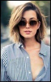 Neue Haartrends 2018 Frauen Frisuren Kurzhaar Gute