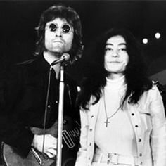 Today in 1972, John Lennon and Yoko Ono appeared on Jerry Lewis' Muscular Dystrophy Telethon