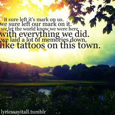 this is a picture of my hometown, Waterford, CT <3 i miss it so much    (photocredit goes to veronica ballestrini)