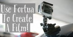Fund the creation of a film or documentary! Pre-sell access, recognition, or other perks related to the project! https://www.fortua.com/
