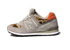 Ball and Buck x New Balance US574-Camo
