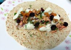 Salmon Tortilla Recipe -  Yummy this dish is very delicous. Let's make Salmon Tortilla in your home!