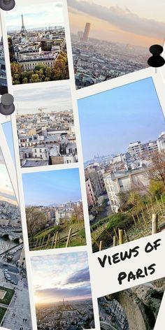 views of paris: