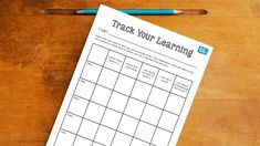 Help Students Track Their Own Data and Goals With These Free Worksheets. Use these student data tracking worksheets to help your students take ownership of their learning and feel more confident in their progress. Parent Teacher Communication, Parent Teacher Conferences, Middle School Teachers, Parents As Teachers, Student Data Tracking, Study Skills, Life Skills, File Folder Activities, Preschool Special Education