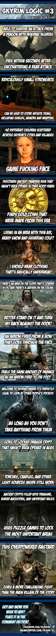skyrim logic #3