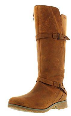 Teva Women's De La Vina Boot,Bison,6.5 M US Teva https://www.amazon.com/dp/B00APO7JQ4/ref=cm_sw_r_pi_dp_x_UZZkybSNTNRPD