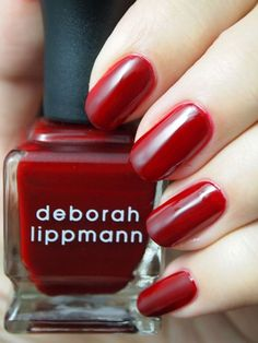 Deborah Lippmann Lady Is A Tramp| #EssentialBeautySwatches | BeautyBay.com