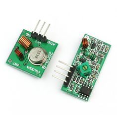 433Mhz RF Wireless transmitter module and receiver kit For Arduino Raspberry Pi #electronicsprojects #electronicsdiy #electronicsgadgets #electronicsdisplay #electronicscircuit #electronicsengineering #electronicsdesign #electronicsorganization #electronicsworkbench #electronicsfor men #electronicshacks #electronicaelectronics #electronicsworkshop #appleelectronics #coolelectronics