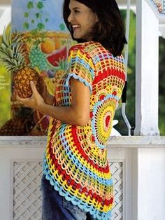 Definitely a statement piece to add to your wardrobe. Wonder how it would look in a rainbow theme?
