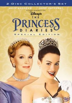 The Princess Diaries...they never get old.