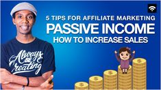 How to Make Passive Income Online with Affiliate Marketing Making money online isn't some easy get rich quick scheme you have to do actual work to make passive income practical. Here are some tips for affiliate marketing that increase sales.  Amazon Affiliate Marketing is an area where I'm very successful making money online (thousands of dollars a year). However the affiliate marketing tips and tactics in this video are not limited to Amazon Affiliate Marketing alone. I use several…