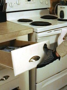 Replacing Drawer Slides. Kitchen ...