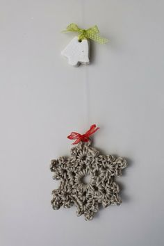 Not 2 late to craft: Guarniments de Nadal / Christmas ornaments