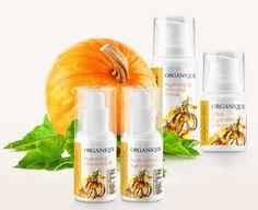 Kosmetyki Organique w Terapii Pumpkin Line